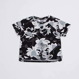 ジュニア 半袖Tシャツ ALPHA AOP Tシャツ 589016 (ブラック)