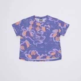 ジュニア 半袖Tシャツ ALPHA AOP Tシャツ 589016 (ブルー)