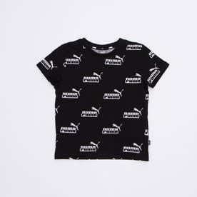 ジュニア 半袖Tシャツ AMPLIFIED AOP Tシャツ 588948 (ブラック)