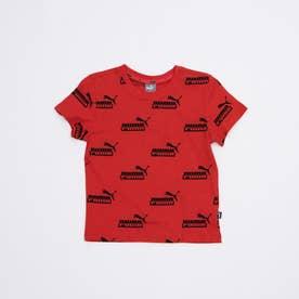 ジュニア 半袖Tシャツ AMPLIFIED AOP Tシャツ 588948 (レッド)
