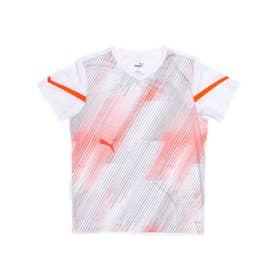 ジュニア サッカー/フットサル 半袖シャツ individualFLASH SSシャツ JR 657483 (ホワイト)