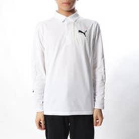 メンズ ゴルフ 長袖シャツ ゴルフ Rip ポケット LS ポロシャツ 923816