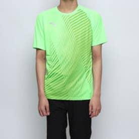 メンズ サッカー/フットサル 半袖シャツ ftblNXT グラフィック シャツ コア 656235 (グリーン)