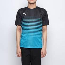 メンズ サッカー/フットサル 半袖シャツ ftblPLAY グラフィック シャツ 656088 (ブルー)