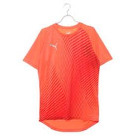 メンズ サッカー/フットサル 半袖シャツ ftblNXT グラフィック シャツ コア 656235 (レッド)