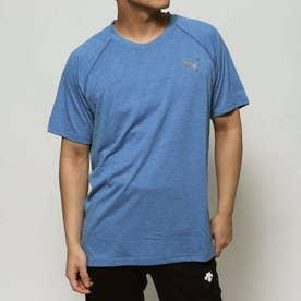 メンズ 半袖機能Tシャツ ヘザー SS Tシャツ 519249