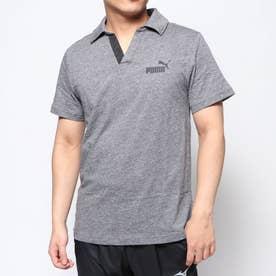 メンズ 半袖ポロシャツ ESS+ オープンポロシャツ 583214