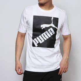 メンズ 半袖Tシャツ BIG LOGO Tシャツ 581386