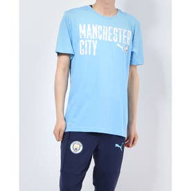 メンズ サッカー/フットサル 半袖シャツ MCFC FTBLCORE ワーディング SS Tシャツ 758043