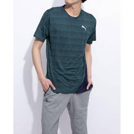 PACE SS Tシャツ (PONDEROSA PINE HEATHER-PEACO)