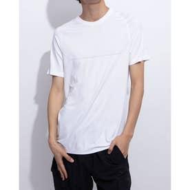 エナジー シームレス SS Tシャツ (WHITE HEATHER)