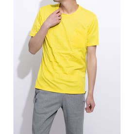 コーション SS グラフィック Tシャツ (BLAZING YELLOW)