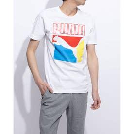 CLASSICS ボックスロゴ SS Tシャツ (WHITE)