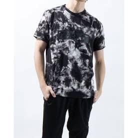 メンズ サッカー/フットサル 半袖シャツ NXT HYBRID AOP SS Tシャツ 588528 (ブラック)
