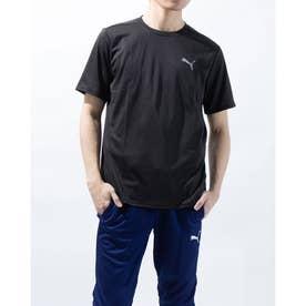 メンズ 陸上/ランニング 半袖Tシャツ ランニング SS Tシャツ 520620 (ブラック)