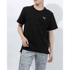 メンズ 半袖Tシャツ BIG LOGO オーバーサイズSS Tシャツ 588469 (ブラック)