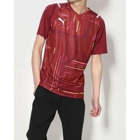 メンズ サッカー/フットサル 半袖シャツ teamULTIMATE SSシャツ 657487 (レッド)