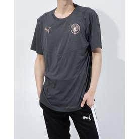 メンズ サッカー/フットサル 半袖シャツ MCFC ウォームアップ Tシャツ 758698 (グレー)