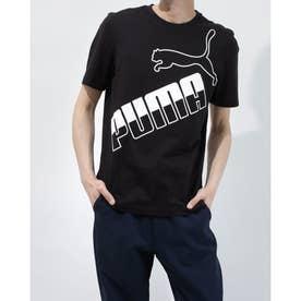 メンズ 半袖Tシャツ BIG LOGO Tシャツ 588679 (ブラック)