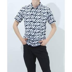 メンズ ゴルフ 半袖シャツ ゴルフ Day Light スプリング SS ポロシャツ 930185 (ネイビー)