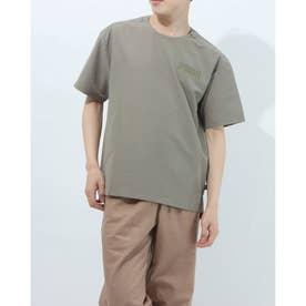 メンズ 半袖Tシャツ MODERN BASICS SS トップ 588335 (カーキ)