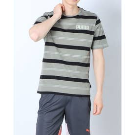 メンズ 半袖Tシャツ MODERN BASICS アドバンスド Tシャツ 588791 (カーキ)