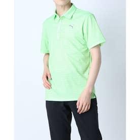 メンズ ゴルフ 半袖シャツ ゴルフ Day Light サマー SS ポロシャツ 930191 (グリーン)