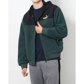 メンズ ライフスタイル アウターウェア WINTERIZED フーデッドジャケット_ 848253 (グリーン)