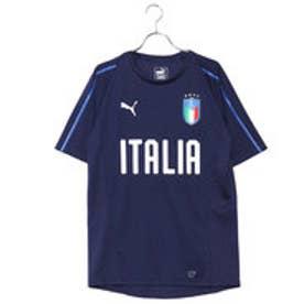 メンズ サッカー/フットサル ライセンスジャケット FIGC ITALIA トレーニングジャージー SS 752316