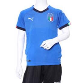 ジュニア サッカー/フットサル ライセンスシャツ FIGC ITALIA キッズ ホーム レプリカ SSシ 752284