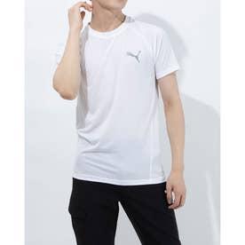 半袖機能Tシャツ EVOSTRIPE Tシャツ 588909 (ホワイト)