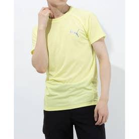 半袖機能Tシャツ EVOSTRIPE Tシャツ 588909 (イエロー)
