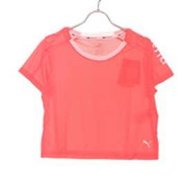 レディース フィットネス 半袖Tシャツ BE BOLD ロゴグラフィック SS Tシャツ 518760