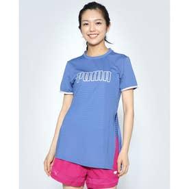 レディース フィットネス 半袖Tシャツ ネオフューチャー メッシュ Tシャツ 519996