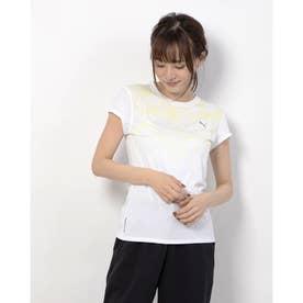 レディース 陸上/ランニング 半袖Tシャツ LAST LAP グラフィック Tシャツ 519228