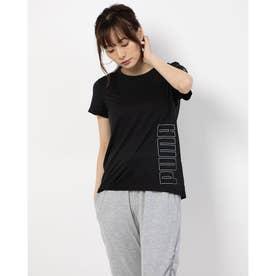 レディース 陸上/ランニング 半袖Tシャツ LAST LAP ロゴ Tシャツ 519237