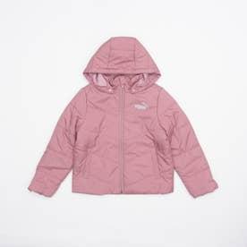 レディース 中綿ジャケット ESS パデッド HD ジャケット 585354 (ピンク)
