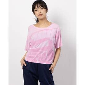 オウンイット SS Tシャツ (PALE PINK)