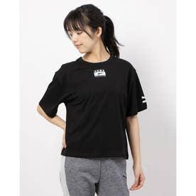 90S RETRO SS Tシャツ (COTTON BLACK)