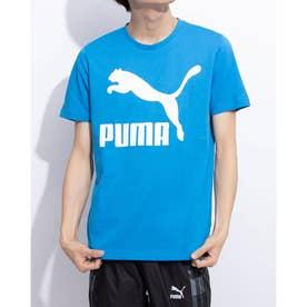 CLASSICS ロゴ SS Tシャツ (INDIGO BUNTING)
