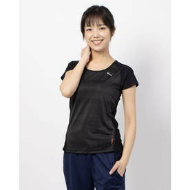 THERMO R+ SS Tシャツ (BLACK HEATHER)