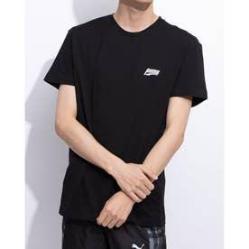 GRAPHIC MULTIPLE LOGO SS Tシャツ (COTTON BLACK)