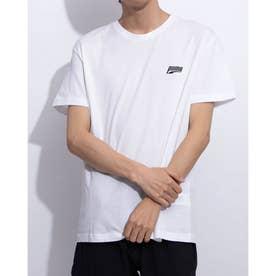 GRAPHIC MULTIPLE LOGO SS Tシャツ (WHITE)