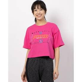 TZ SS Tシャツ (FUCHSIA PURPLE)
