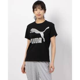 CLASSICS ロゴ SS Tシャツ (COTTON BLACK)