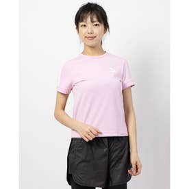 CLASSICS タイト SS Tシャツ (PALE PINK)