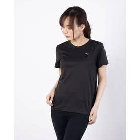 レディース 陸上/ランニング 半袖Tシャツ ランニング SS Tシャツ 520627 (ブラック)