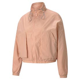 INFUSE WOVEN JACKET (PINK)