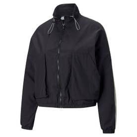 INFUSE WOVEN JACKET (BLACK)