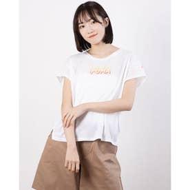 レディース 半袖機能Tシャツ MODERN SPORTS Tシャツ 588729 (ホワイト)